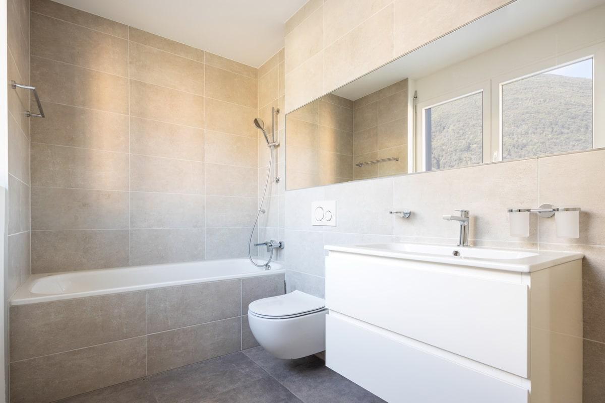 Réglementation pour les dimensions des WC