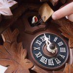 Mécanisme horloge coucou : schéma et mode d'emploi