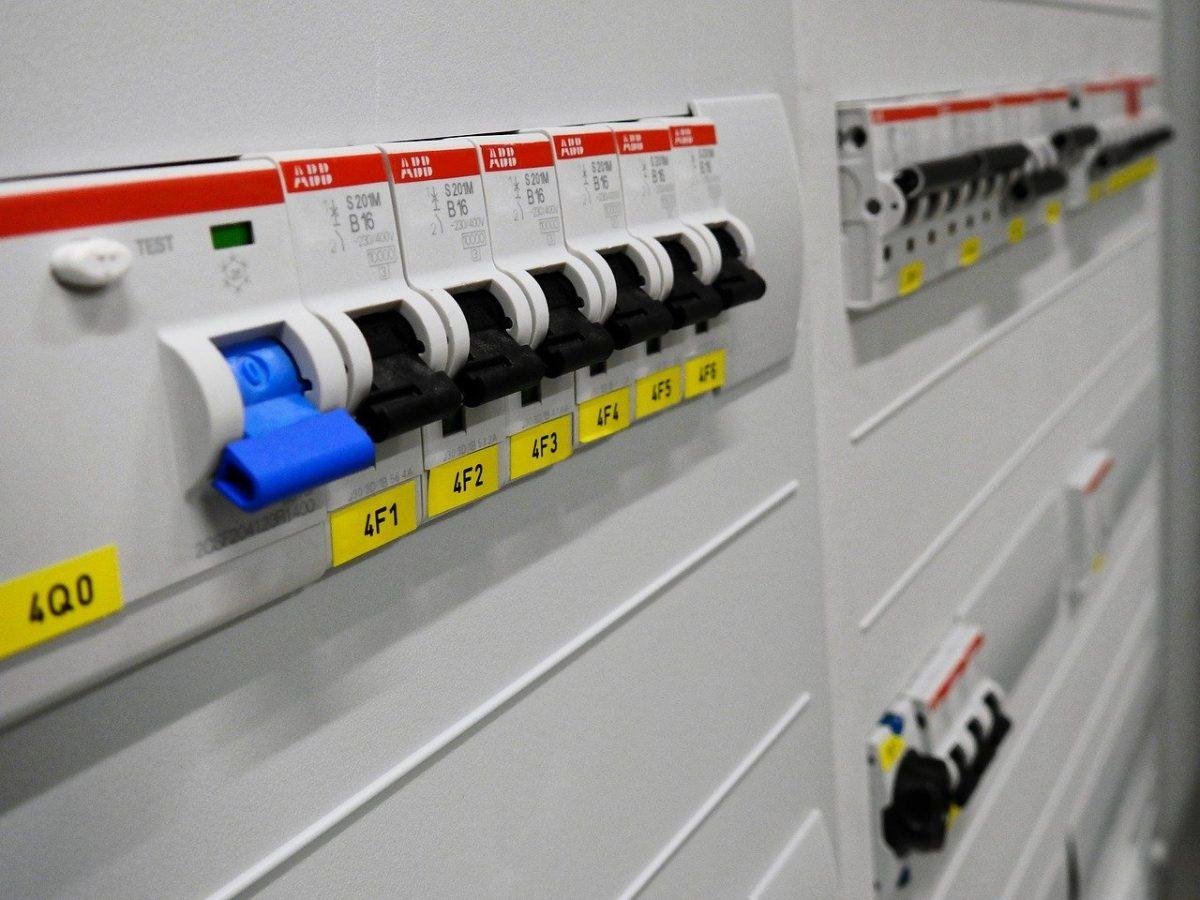 Disjoncteur differentiel sur installation électrique