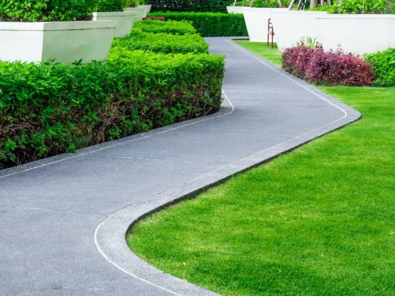 L'asphalte revêtement durable et résistant