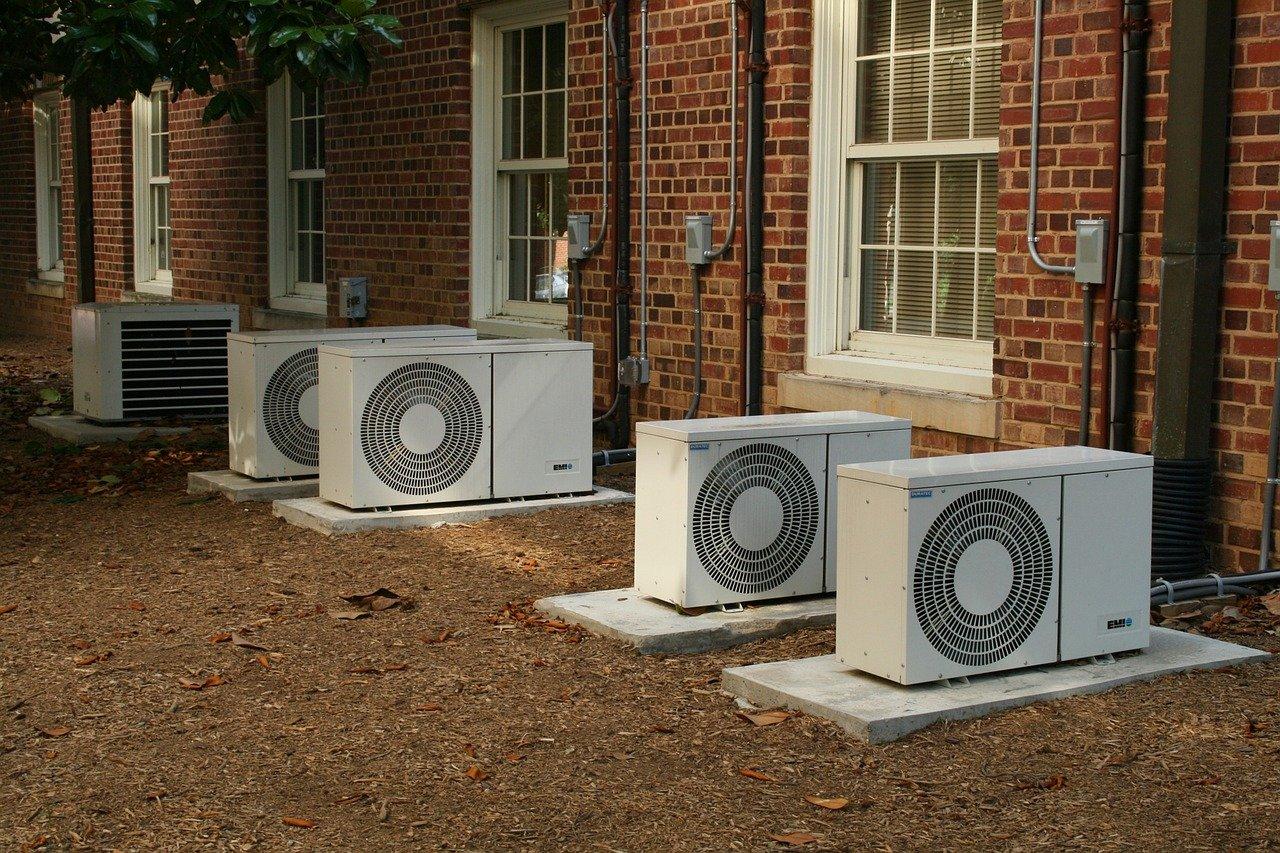 Système de climatisation pour appartement
