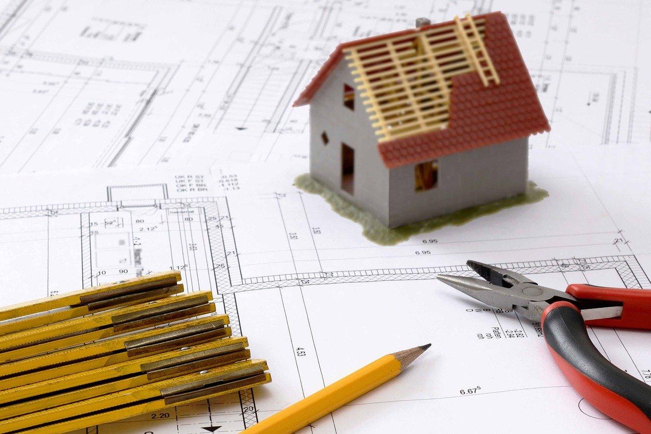 Travaux de construction et études