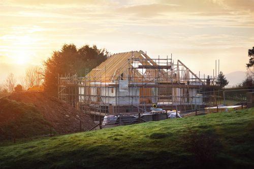 la conformité d'une maison construite