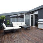 Le budget à prévoir pour la construction d'une terrasse en bois